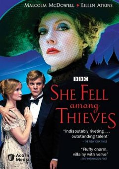 She fell among thieves cover image