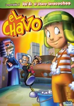 El Chavo. Temporada 1, Vol. 4, El Chavo lavacoches cover image