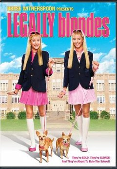 Legally blondes cover image