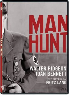 Man hunt cover image
