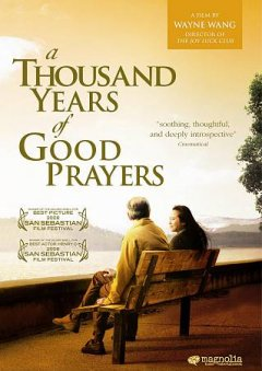 A thousand years of good prayers cover image