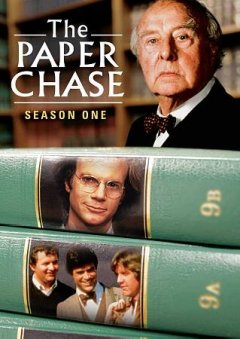 The paper chase. Season 1 cover image