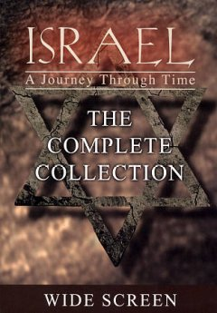 Israel, a journey through time cover image