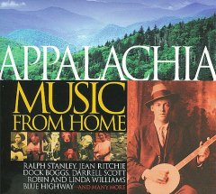Appalachia music from home cover image