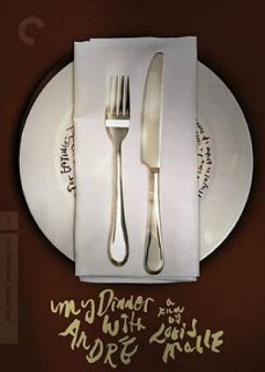 My dinner with André cover image