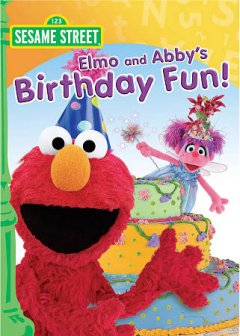 Elmo and Abby's birthday fun! cover image