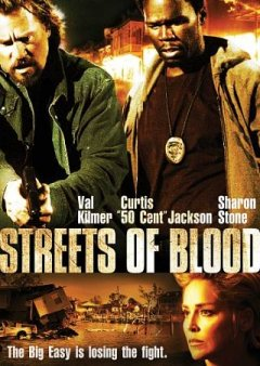 Streets of blood cover image