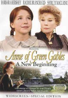 Anne of Green Gables a new beginning cover image