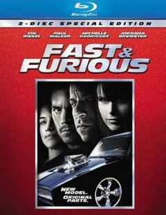 Fast & furious cover image