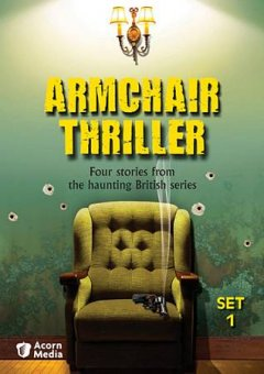 Armchair thriller. Set 1 cover image