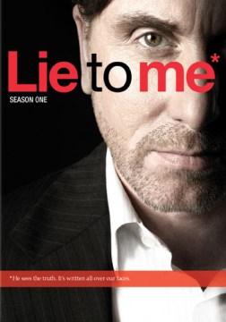Lie to me. Season 1 cover image