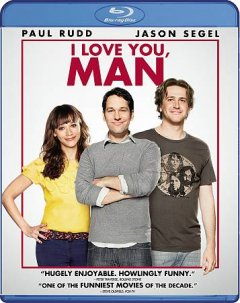 I love you, man cover image