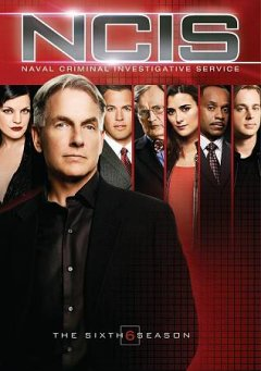 NCIS. Season 6 cover image