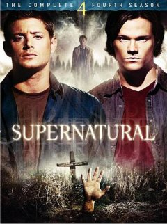 Supernatural. Season 4 cover image