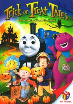 Trick or treat tales cover image