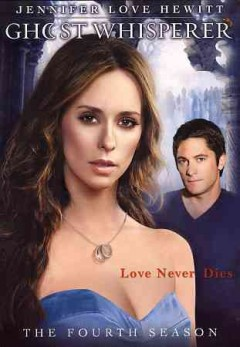 Ghost whisperer. Season 4 cover image