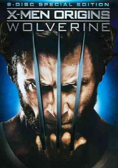 X-Men origins. Wolverine cover image