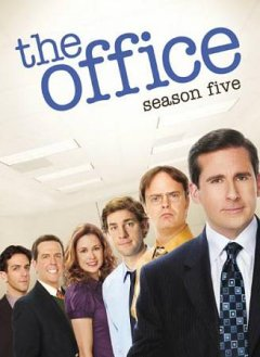 The office. Season 5 cover image