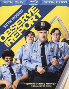 Observe and report cover image