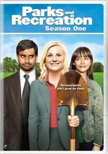 Parks and recreation. Season 1 cover image