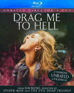 Drag me to Hell cover image