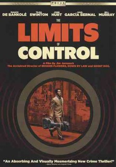 The limits of control cover image