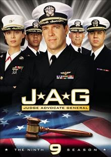 JAG, Judge Advocate General. Season 9 cover image