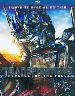 Transformers. Revenge of the Fallen cover image