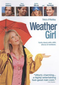 Weather girl cover image
