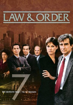 Law & order. Season 7 cover image