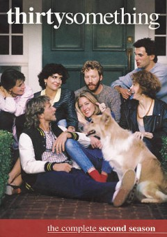 Thirtysomething. Season 2 cover image