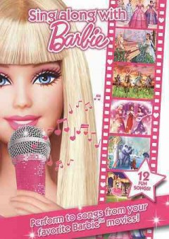 Sing along with Barbie cover image