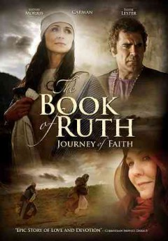 The Book of Ruth journey of faith cover image