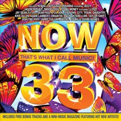 Now that's what I call music. 33 cover image