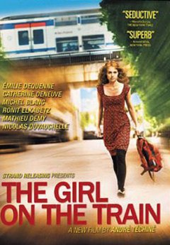 La fille du RER The girl on the train cover image