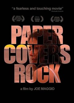 Paper covers rock cover image