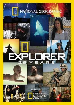 Explorer 25 years cover image
