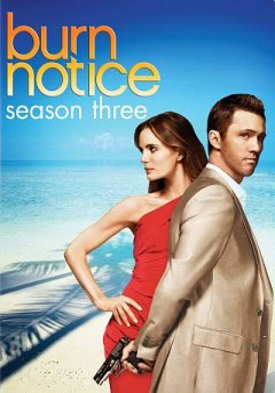 Burn notice. Season 3 cover image