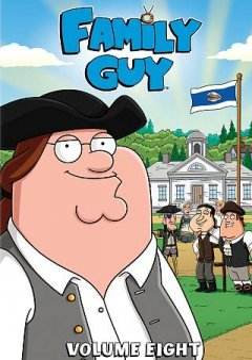 Family guy. Volume 8 cover image