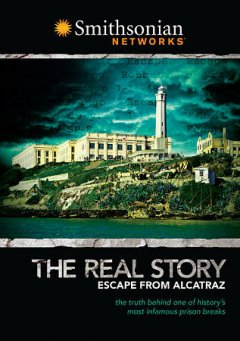 The real story escape from Alcatraz cover image