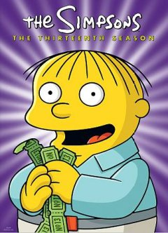 The Simpsons. Season 13 cover image