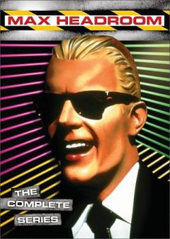 Max Headroom the complete series cover image