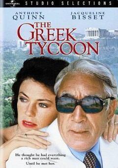 The Greek tycoon cover image