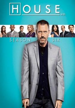 House M.D. Season 6 cover image