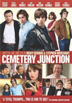 Cemetery junction cover image