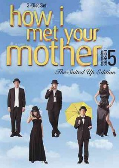 How I met your mother. Season 5 cover image