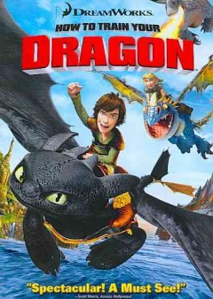 How to train your dragon cover image