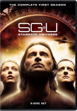 SGU, Stargate universe. Season 1 cover image