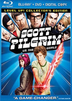 Scott Pilgrim vs. the world cover image