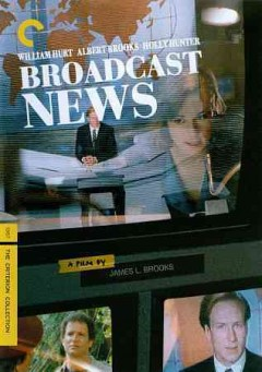 Broadcast news cover image